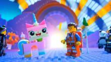 'The Lego Movie' Clip: Cloud Cuckoo Land