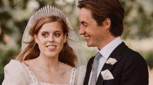 Edoardo Mapelli Mozzi shares touching wedding poem for Princess Beatrice