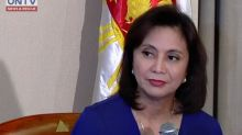Robredo wants clear PH drug war baseline data by yearend