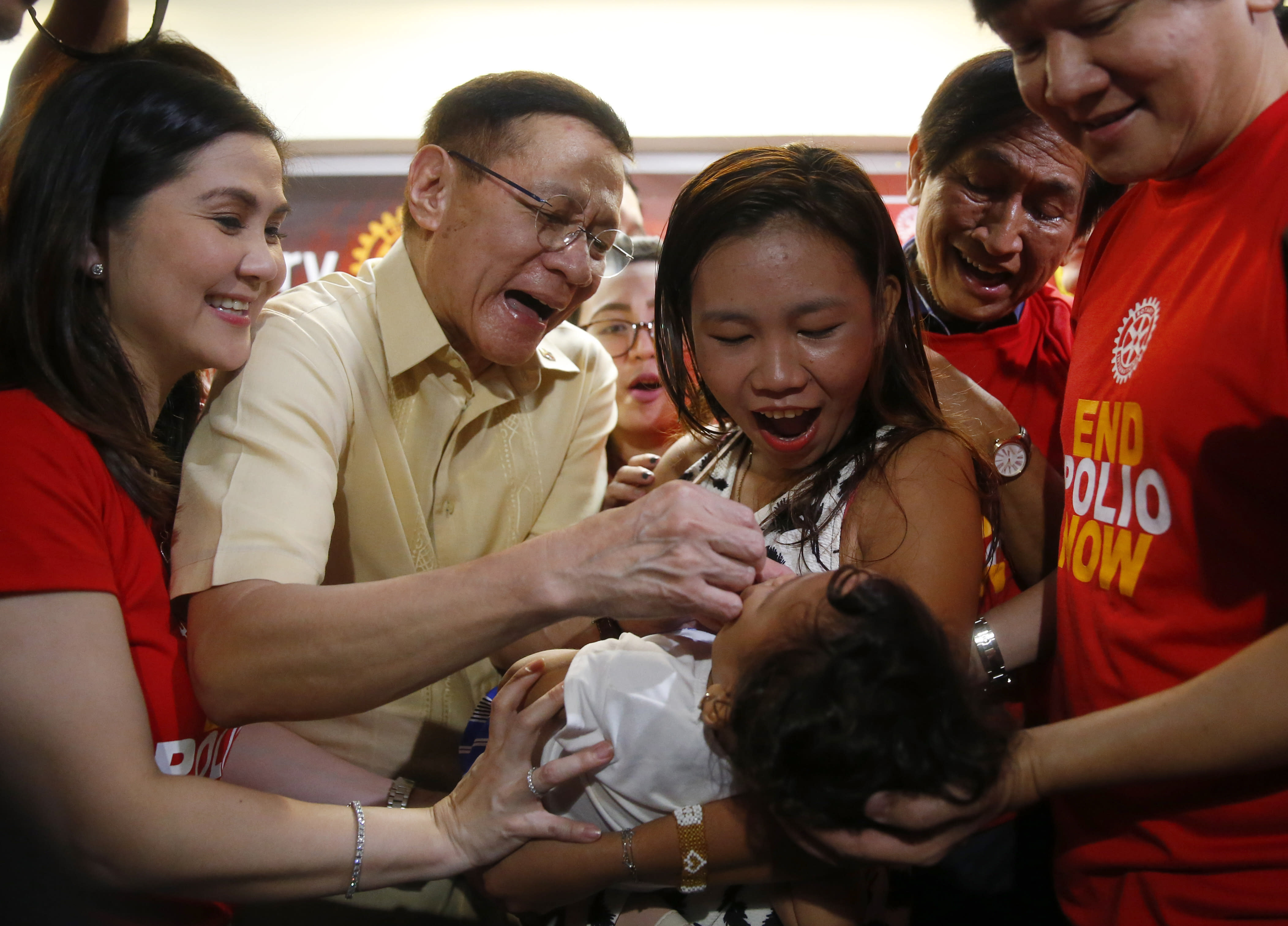 DOH confirms new polio case, this time in Laguna