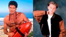 David Hasselhoff se negó a que Leonardo DiCaprio fuera su hijo en 'Baywatch'