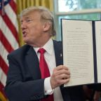AP FACT CHECK: Trump overstates order on family separation