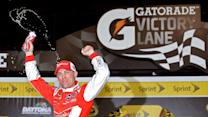 Victory Lane: Harvick Wins First Gen 6 Race