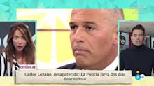 ¡Localizado Carlos Lozano tras dos días desaparecido!