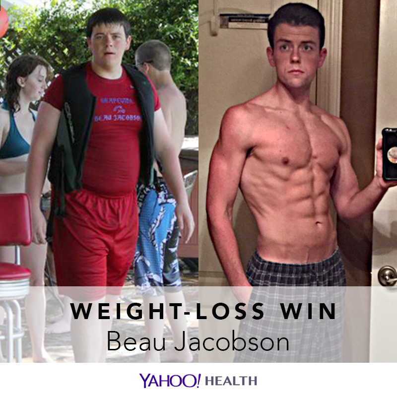 weight loss win yahoo health