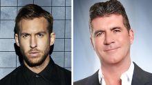 Simon Cowell Lifts Calvin Harris' 'Lifelong' X Factor Ban