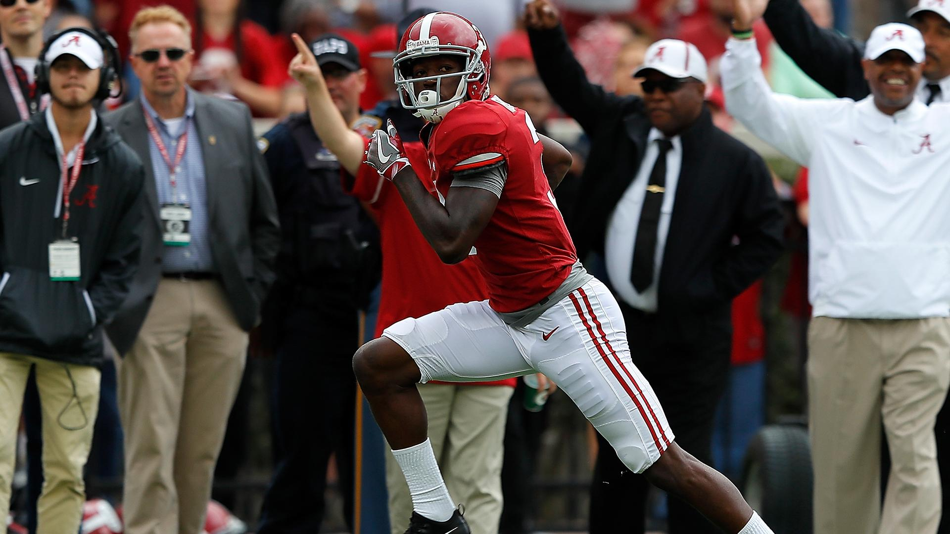 Nfl Draft Calvin Ridley Player Profile Video