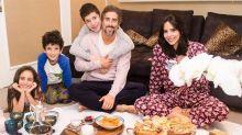 Marcos Mion celebra 39 anos em família: 'Não se iludam com mundo de Instagram'