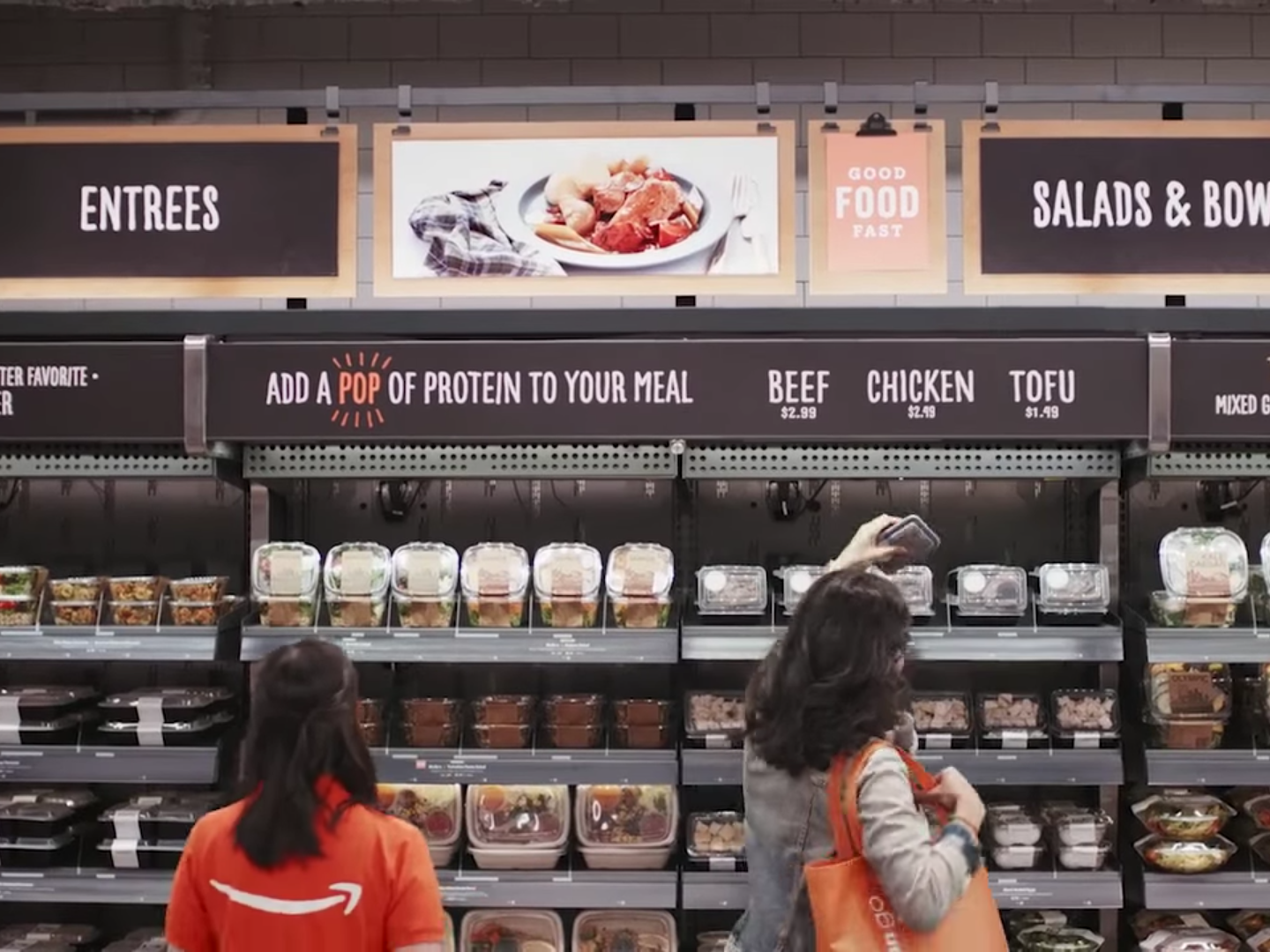 Artificial intelligence in grocery stores could affect what you buy and pay
