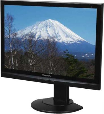 Envision frees the G218 display from Best Buy, adds a webcam
