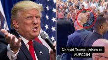 Mel Gibson's subtle act in Trump video sends internet crazy