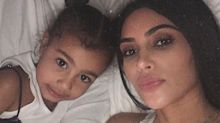 Kim Kardashian Went Out to Eat with Daughter North and Sat Her at a Different Table — Here's Why