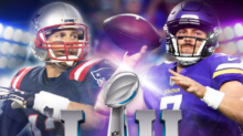 The Vikings and Patriots are going to the Super Bowl, according to Google and the NFL