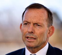 Former Australian prime minister Tony Abbott says he was 'headbutted' by same-sex marriage campaigner