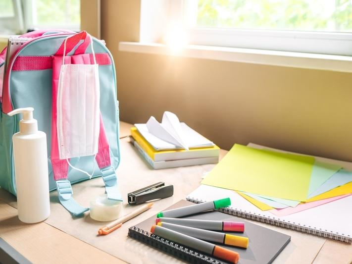 Where's the Trapper Keeper? Cranford Superintendent of Schools Scott Rubin said the district may adjust its plans in response to parent questions. A final plan will be released July 31.