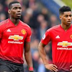 Marcus Rashford and Paul Pogba join calls for change after George Floyd death