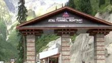 Atal Tunnel is ready after 10 years; world's longest tunnel at 10,000 feet will connect Manali and Leh