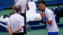 Novak Djokovic possesses a volcanic intensity but sometimes that fire shows itself in unflattering ways