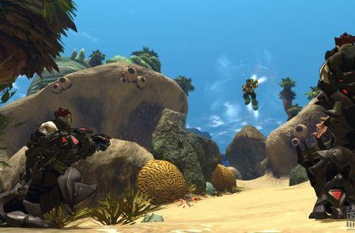 Firefall hits 500k member milestone, reveals system requirements