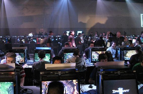 Playing video games well can get you into a top South Korean university