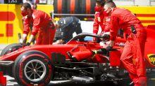 "Vettel-Vorwurf an Leclerc nach Ferrari-Crash: ""Da war kein Platz!"""