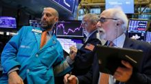 Wall Street hits record, boosted by trade and earnings optimism