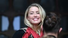 LAPD officer saw 'no injuries' on Amber Heard's face after alleged incident