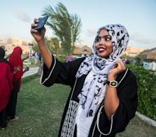 Somalis Try To Hold On To Hope in Mogadishu
