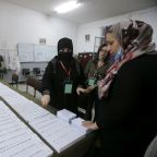 Low turnout as Algerians vote in parliamentary election