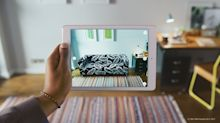 See how that couch would look in your living room in AR with Ikea Place