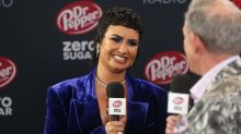Demi Lovato shares GB News video defending use of 'they/them' pronouns