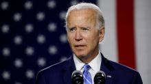 Biden will no longer travel to DNC to accept Democratic nomination amid pandemic