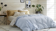 Don't sleep on this sale! Today only, snag 15 percent off Brooklinen bedding