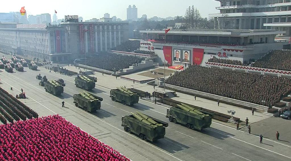 North Korea's missiles are regularly paraded in the capital Pyongyang but estimates of its arsenal vary