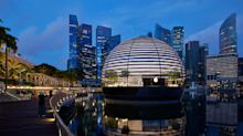 Apple Marina Bay Sands opens to public this Thursday