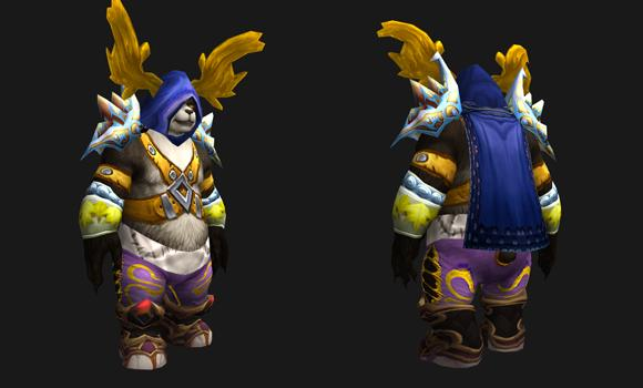 What's the perfect transmog?