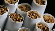 Chinese nationals caught smuggling tobacco