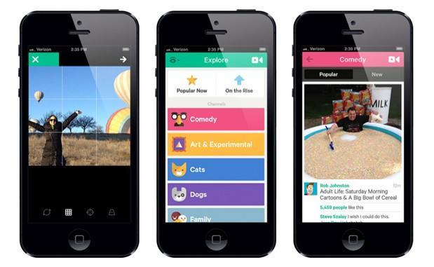 Vine update brings new tools and channels, videos still six seconds long