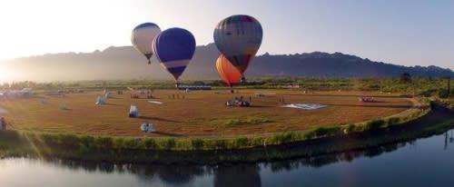 花蓮翱翔季於鳳林環保科技園區舉辦(圖片來源/花蓮觀光局)