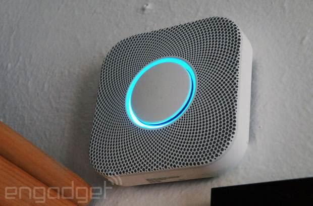 Nest Protect now does a better job of telling steam from smoke