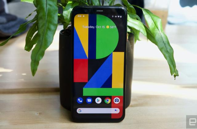 Verizon and T-Mobile aren't supporting RCS on the Pixel 4 at launch