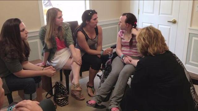 Justina Pelletier`s Father `Optimistic` After Her Return To State