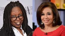 Whoopi Goldberg abruptly ends fiery debate with Fox News judge Jeanine Pirro: 'Say goodbye!'