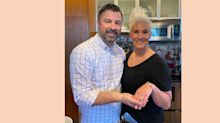 Celebrity chef Anne Burrell is engaged to Stuart Claxton: 'I was bawling'