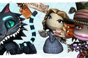 Alice in Wonderland DLC makes a very important date with LittleBigPlanet