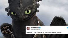 The title for the third 'How to Train your Dragon' film was announced and people are more than excited