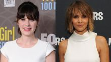 How to Cut and Style Super-Cute Bangs if You Have Curly Hair