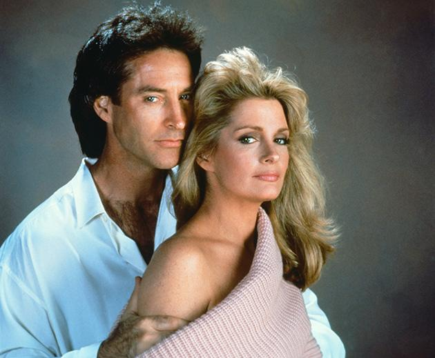 Deidre hall dating drake hogestyn