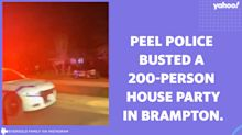Brampton party with 200 guests draws outrage, threat of $100,000 fine