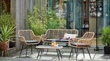 This £250 furniture set transformed my outdoor space (and had everyone asking where it's from)